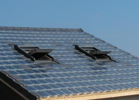 Tuile Photovoltaique Integree En Toiture Toiture Photovoltaique Tuile