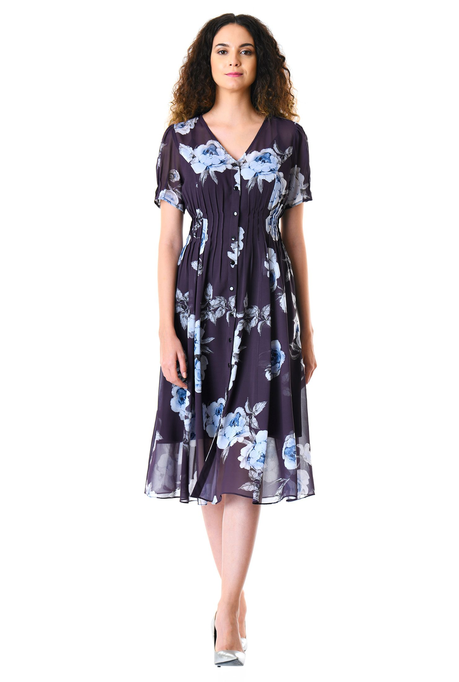Torrid flannel dress  Bridesmaid dresses and casual wedding dresses from eShakti View the