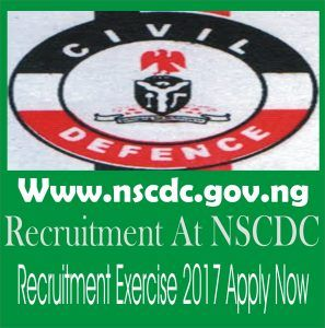 www nscdc gov ng+–+NSCDC+Recruitment+Exercise+2017+Apply+Now
