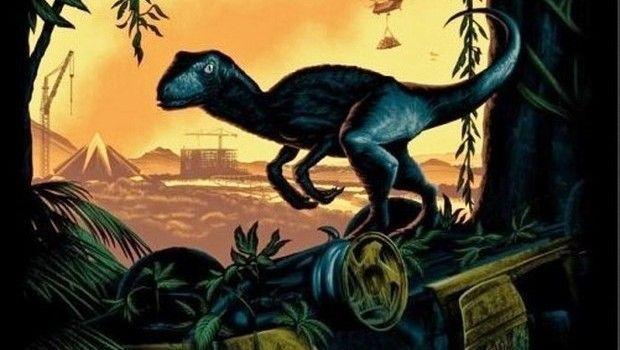 Jurassic World: video dal set e primo poster dal Comic-Con 2014