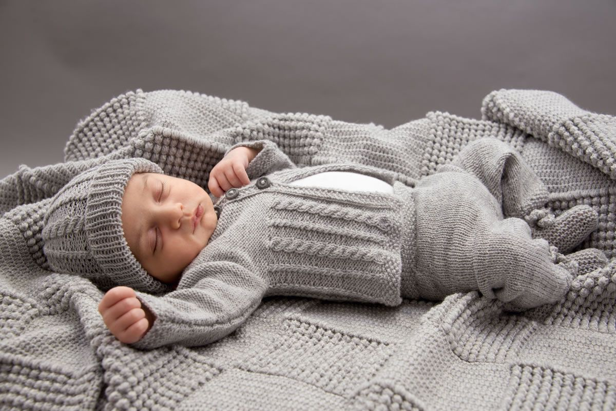 Photo of JACKE, HOSE, MÜTZE & SCHUHE Cool Wool Baby – FILATI INFANTI No. 9 – Modell 41-44 von Lana Grossa | FILATI-Shop