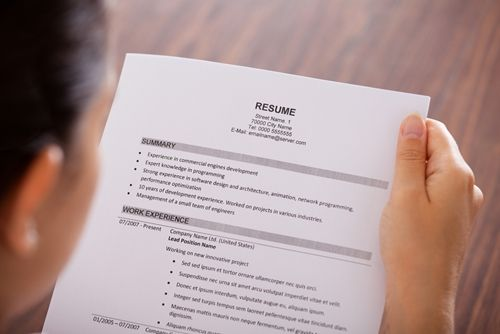 resumes for teachers Our own interview administrations are - how to write a resume that stands out