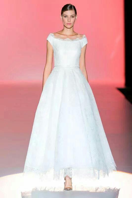 Encantador Lindo Vestido De Novia Ideas Ornamento Elaboración ...