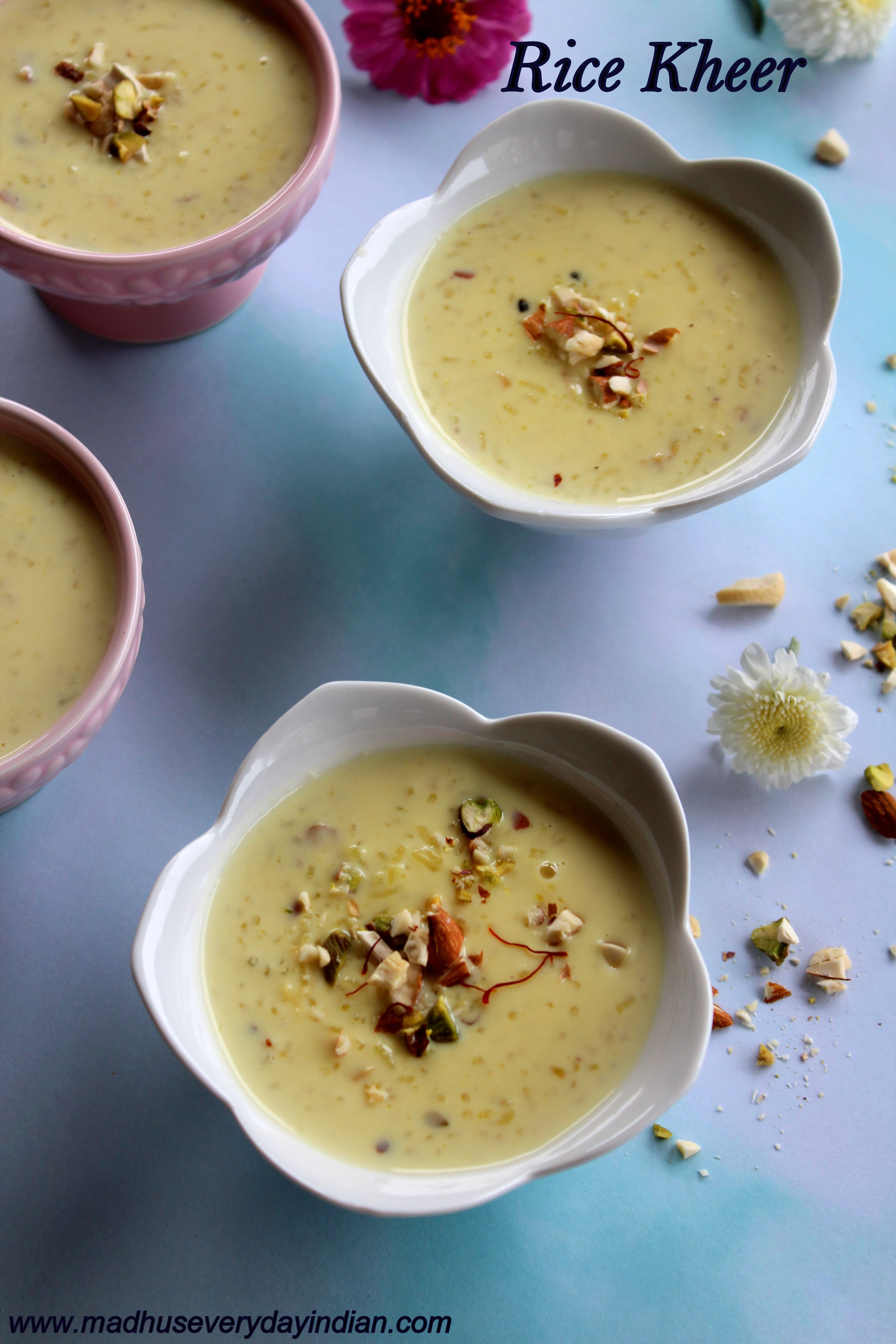 Rice Kheer Recipe Chawal Ki Kheer Recipe With Video Recipe Kheer Recipe Rice Kheer Recipes