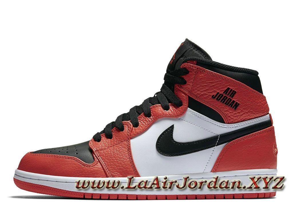 Air Jordan 1 Retro High Rare Air Max Orange 332550 800