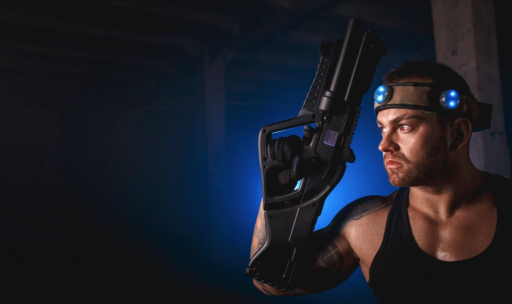 Novus Attractions Offer You The Best Quality Laser Tag Equipment Indoor Laser Tag Laser Maze Laser Target Laser With Images Laser Tag Laser Electronic Products