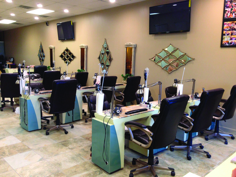cool salons glamour nails in detroit