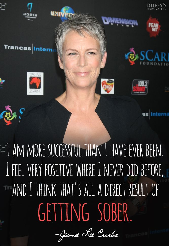 Celebrity stories of recovery
