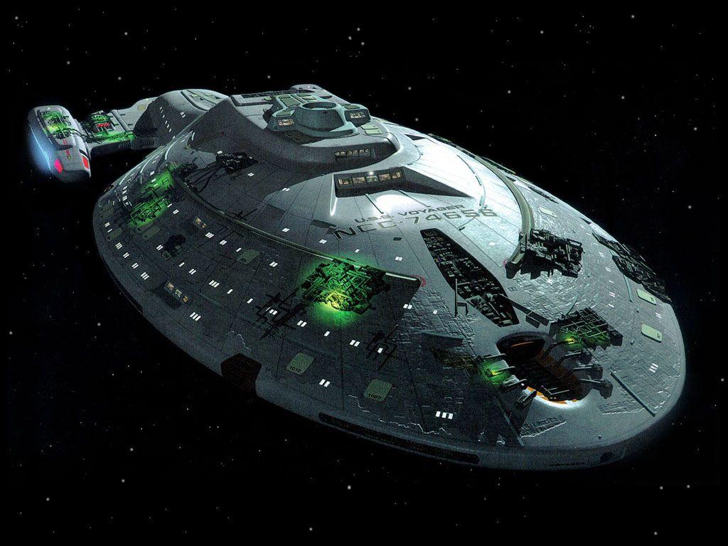 Star trek voyager spacecraft - Star Trek Voyager Borg Download Star Trek Voyager Wallpaper Voyager Ncc 74656 Borg