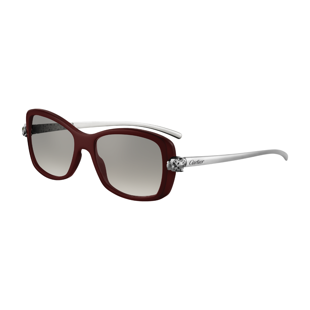 645858a08f Panthère Wild de Cartier sunglasses | For My Lady | Lentes, Lentes ...