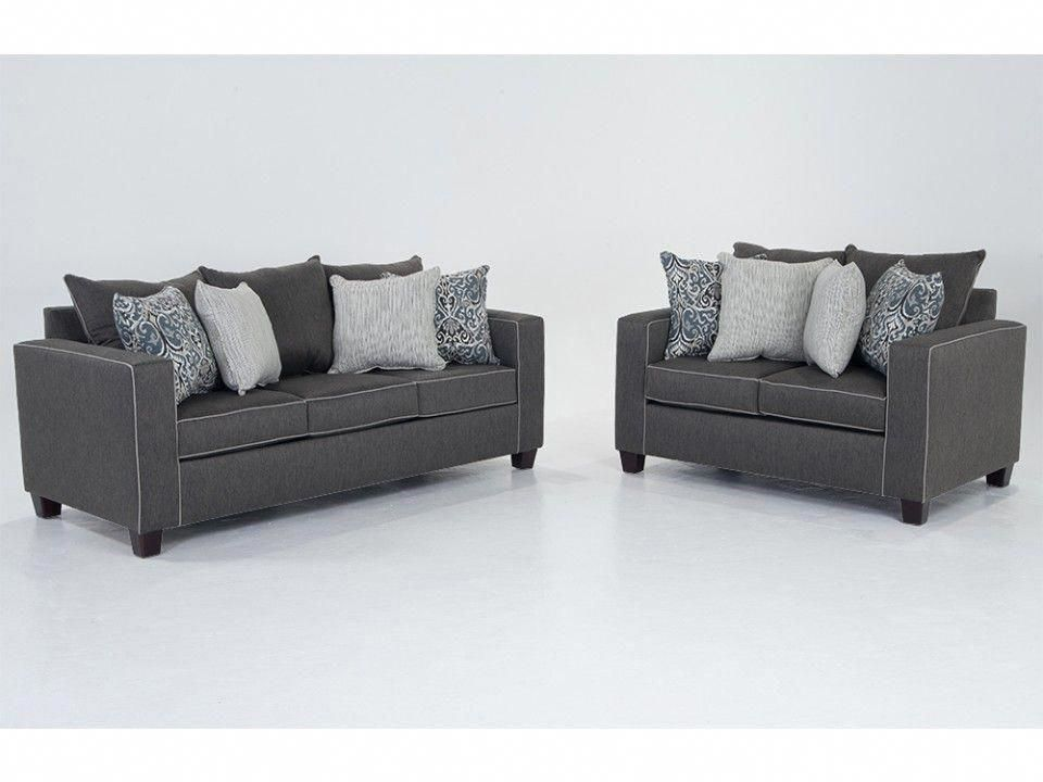 Alex Sofa  Loveseat Bob\u0027s Discount Furniture #discountfurniture - Bobs Furniture Bedroom Sets