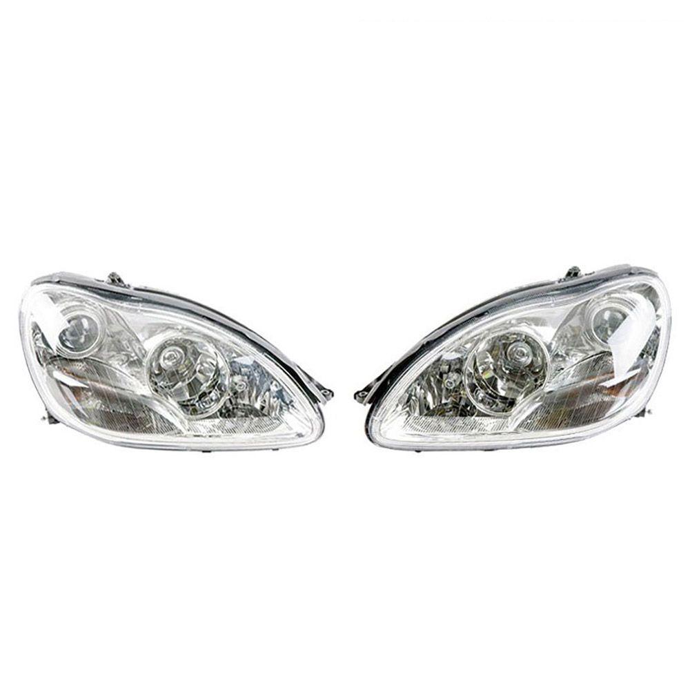 New 2002 Bmw X5 Headlight Set Pair Hyundai Santa Fe Pairs