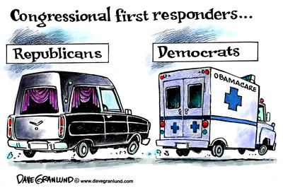 Dave Granlund cartoon on Congressional first responders. http://www.uticaod.com/ghs/cartoons/x1155167173/Granlund-cartoon-Congressional-first-responders