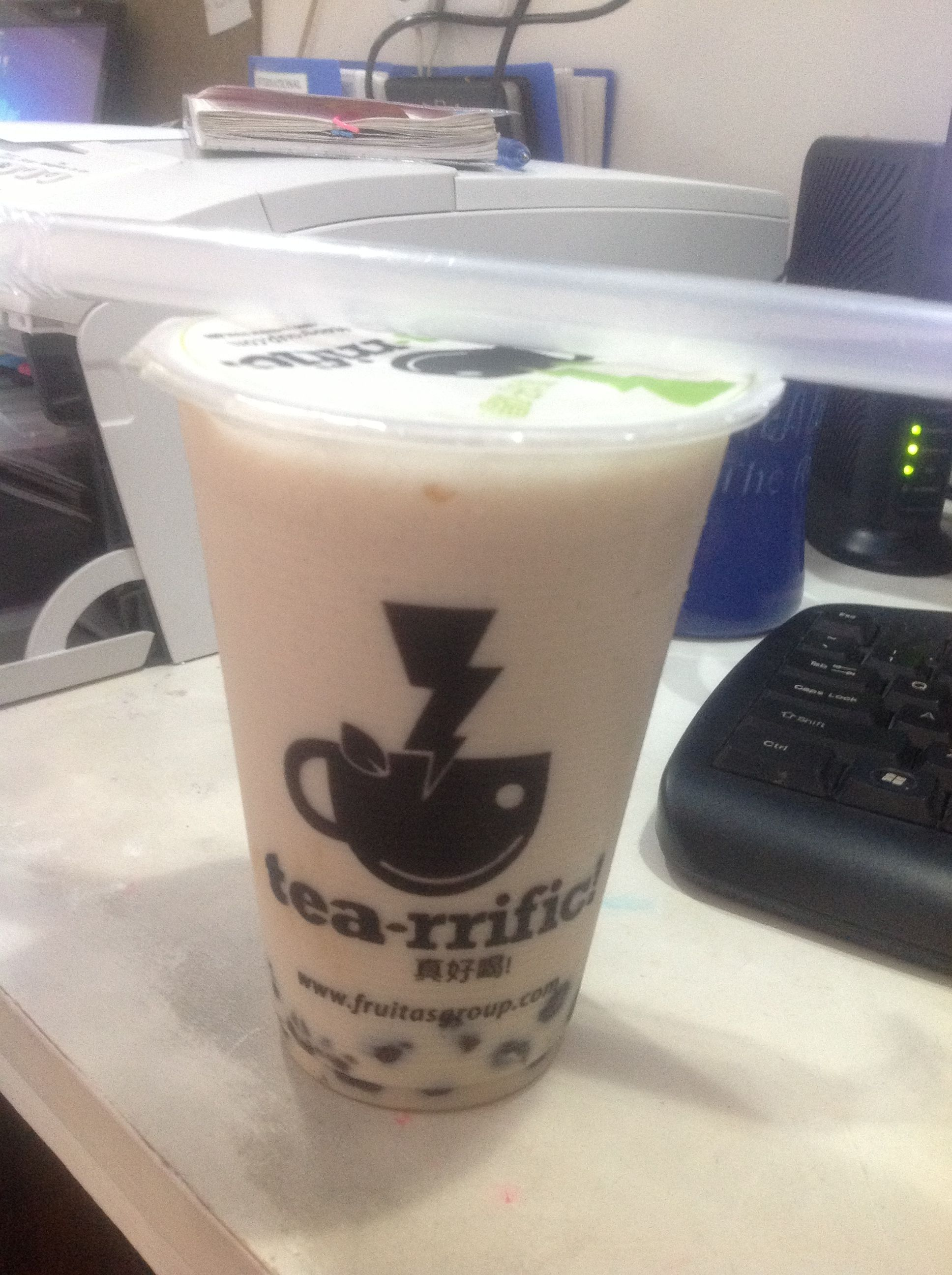 wintermelon milk tea Milk tea, Tea, Glassware