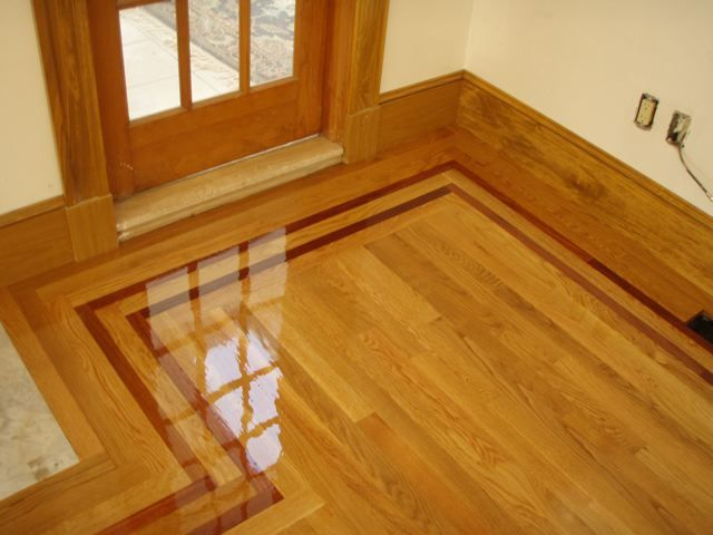 Wood Floors And Allergies Wood Floor Design Hardwood Wood Floor Pattern