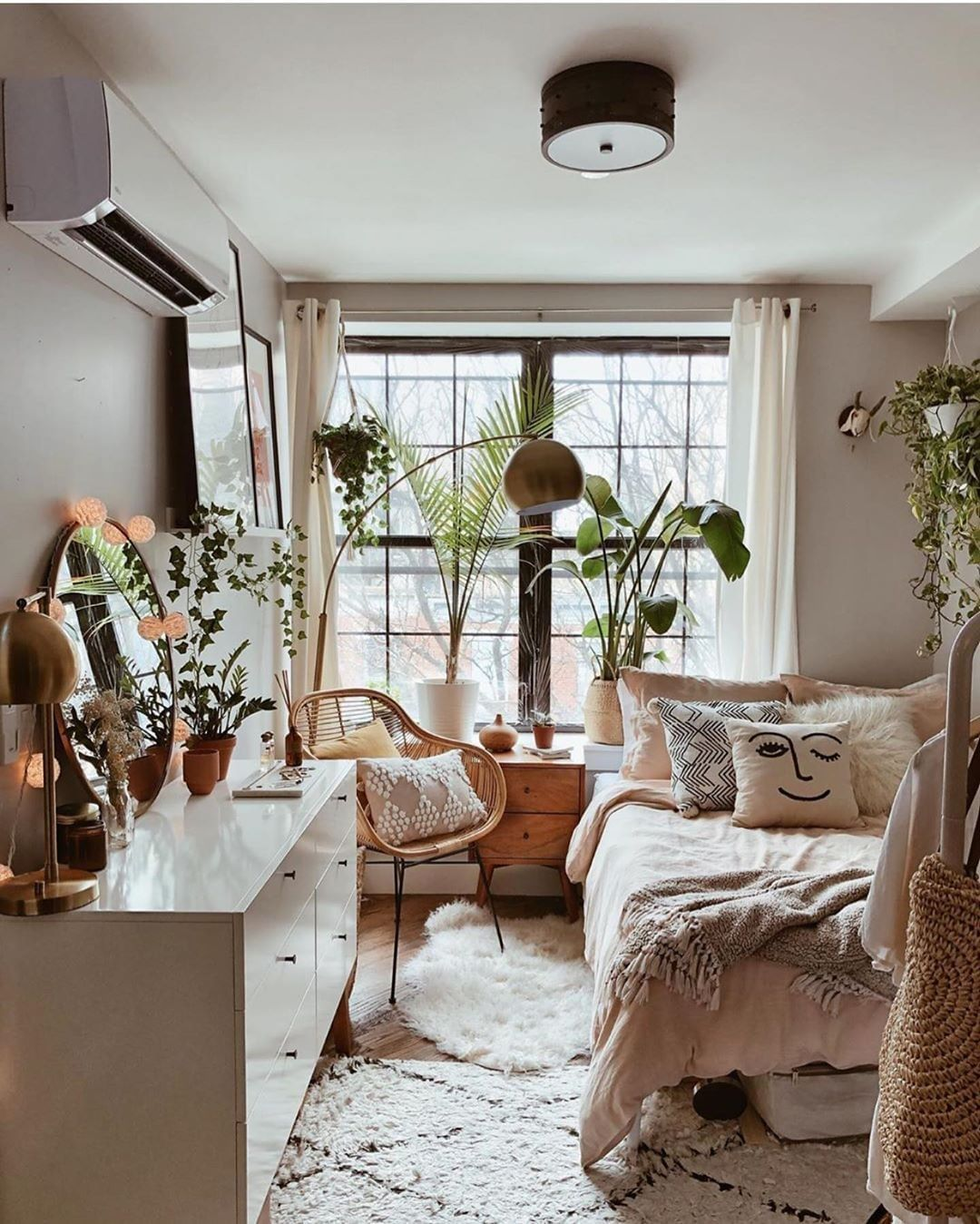 boho bedroom inspo home decor bedroom on sweet dreams for your home plants decoration precautions and options id=61562