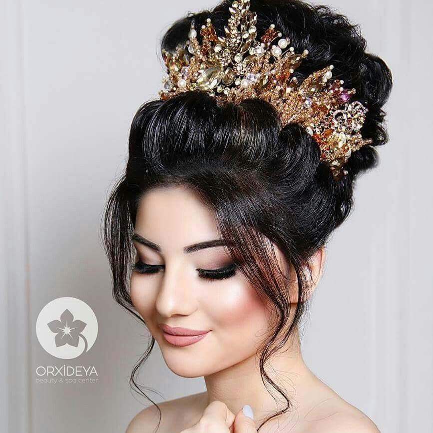 Wedding Hairstyle Crown: Bridal Hair...Crown. ..Beautiful