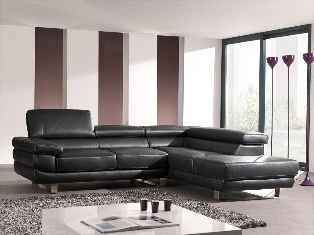 Een klassevolle hoekzetel voor een moderne woonkamer ...