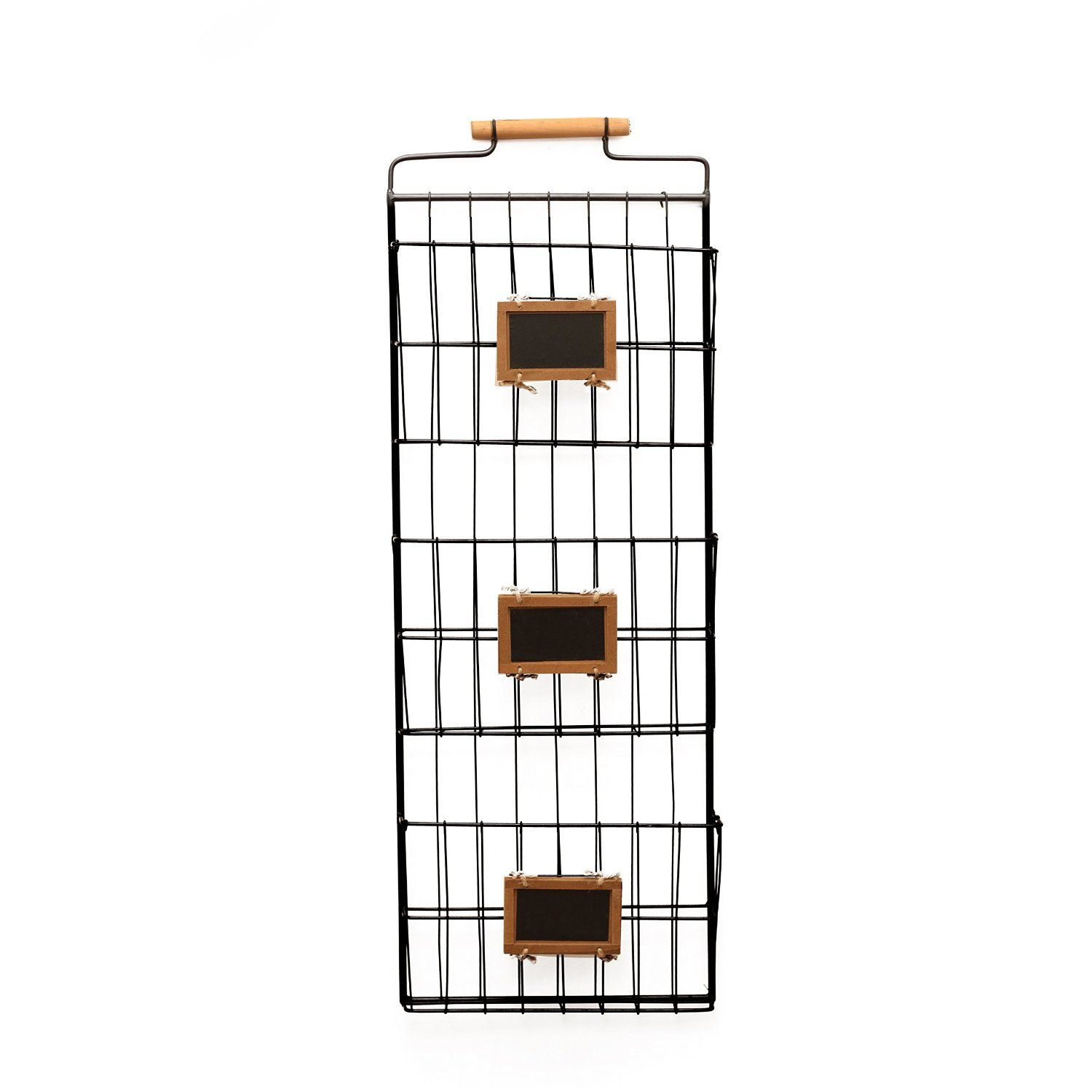 Amazon.com: Wire Wall File Holder Office Product for your home ...
