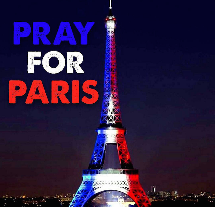 Image result for pray for paris