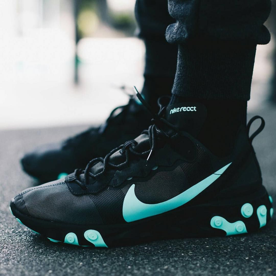 sneakers for cheap c9118 654cb 830 (THU) IN STORE NIKE REACT ELEMENT 55 BQ6166-004 THB 5,000 . SIZE(US) 7   7.5  8  8.5  9  9.5  10  10.5  11 ...