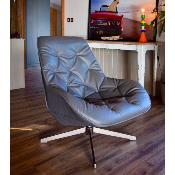 Fauteuil Gris Salon Confortable Fauteuil Design Confortable
