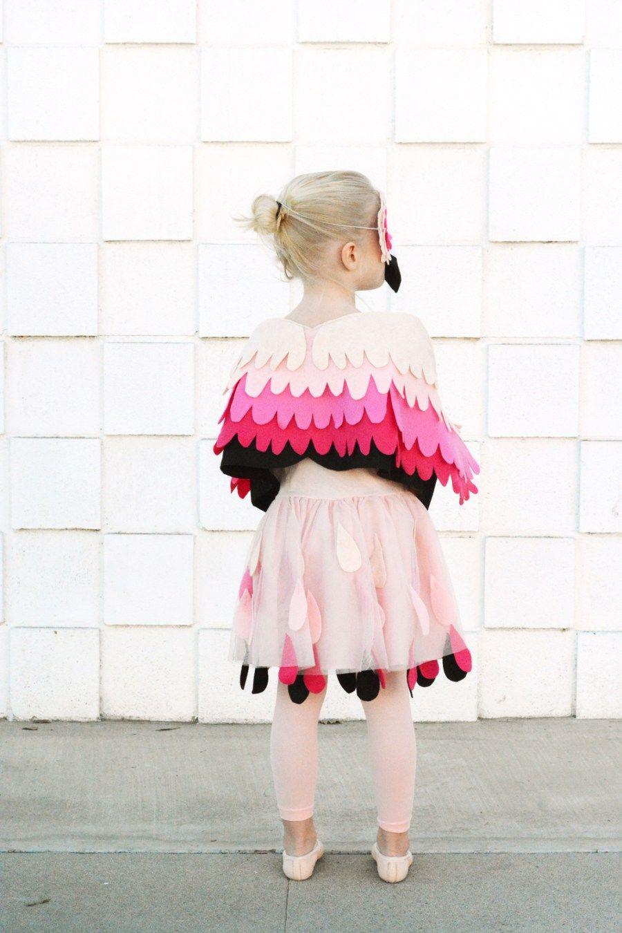DIY Flamingo Halloween Costume | DIY & InSpiration | Pinterest ...