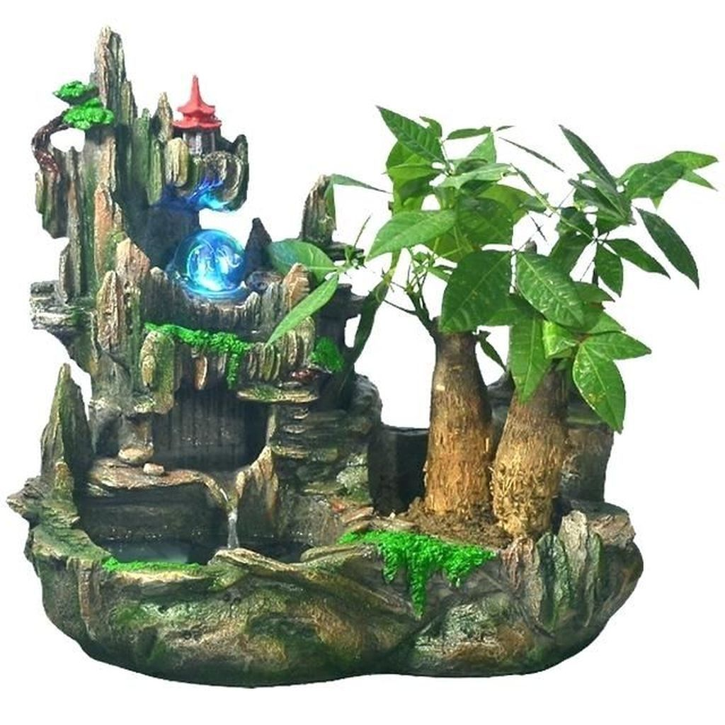 Breathtaking 56 Indoor Water Garden Decoration Ideas That You Feel