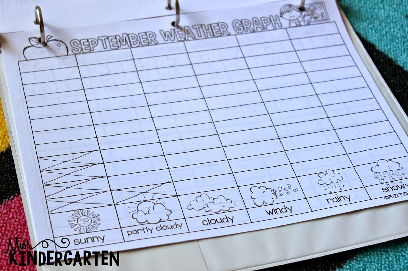 Interactive Calendar Notebooks! Keep all your students engaged ...