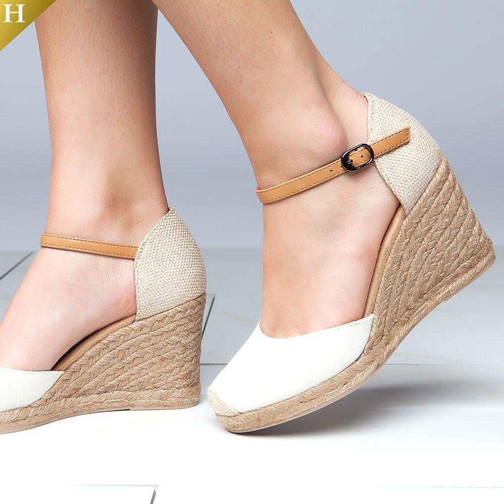 White Mountain Shoes Mamba Natural