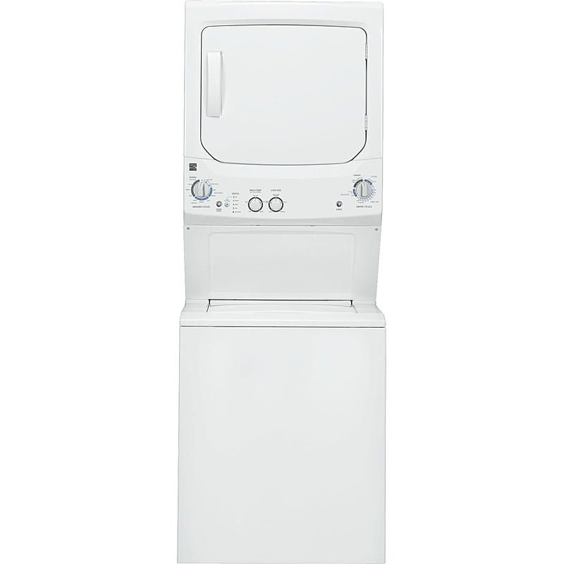 Kenmore 27 Laundry Center W Electric Dryer Null Laundry