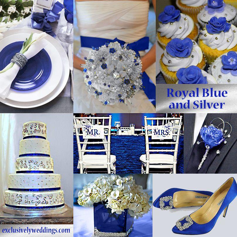 blue wedding color five perfect combinations