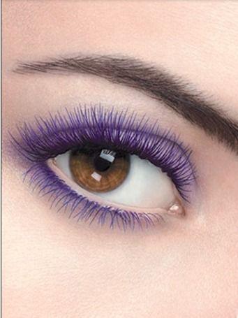 4c835de48f6 purple mascara I love my purple mascara!!!   All Gussied Up in 2019 ...