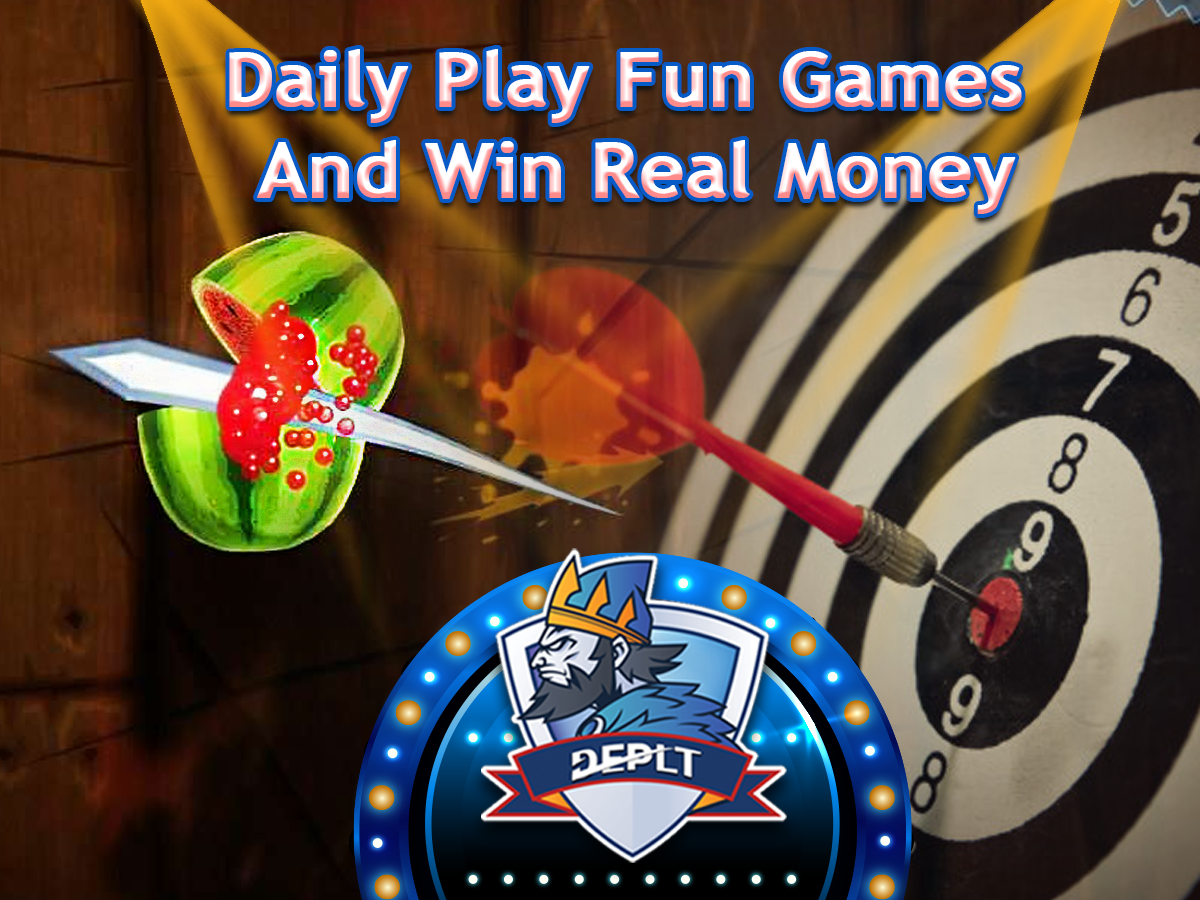 Get Ready For Earn Money Daily By Playing Fun Games On