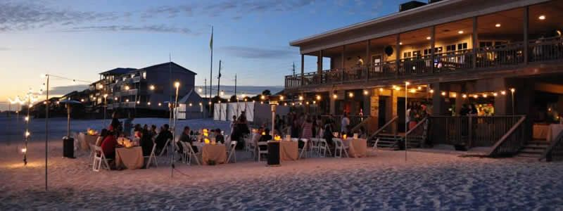 Have Your Wedding On The Most Beautiful Private Beach In Destin Florida At Seascape Resort All Inclusive Packages