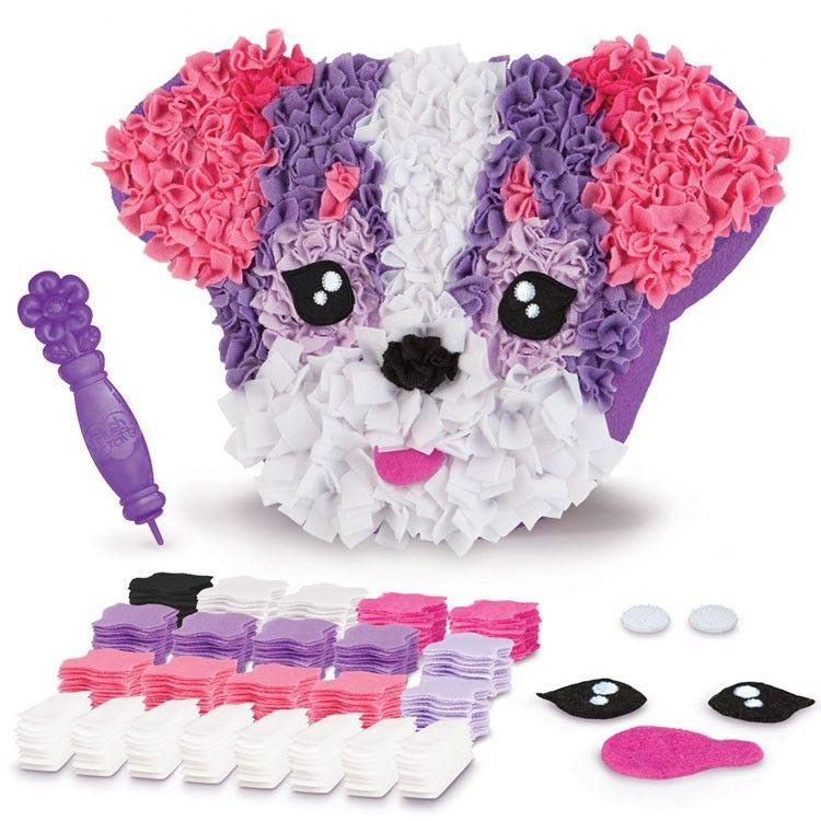 Plushcraft Wiener Dog Pillow Girls Craft Plush Craft Gifts For Kids Crafts For Girls