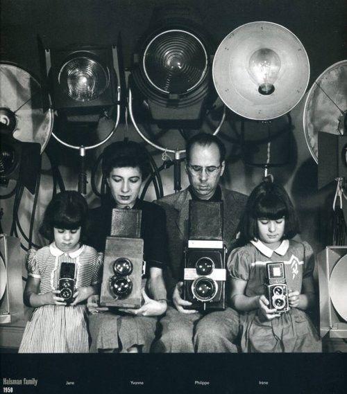 famille de photographes - @classiquecom