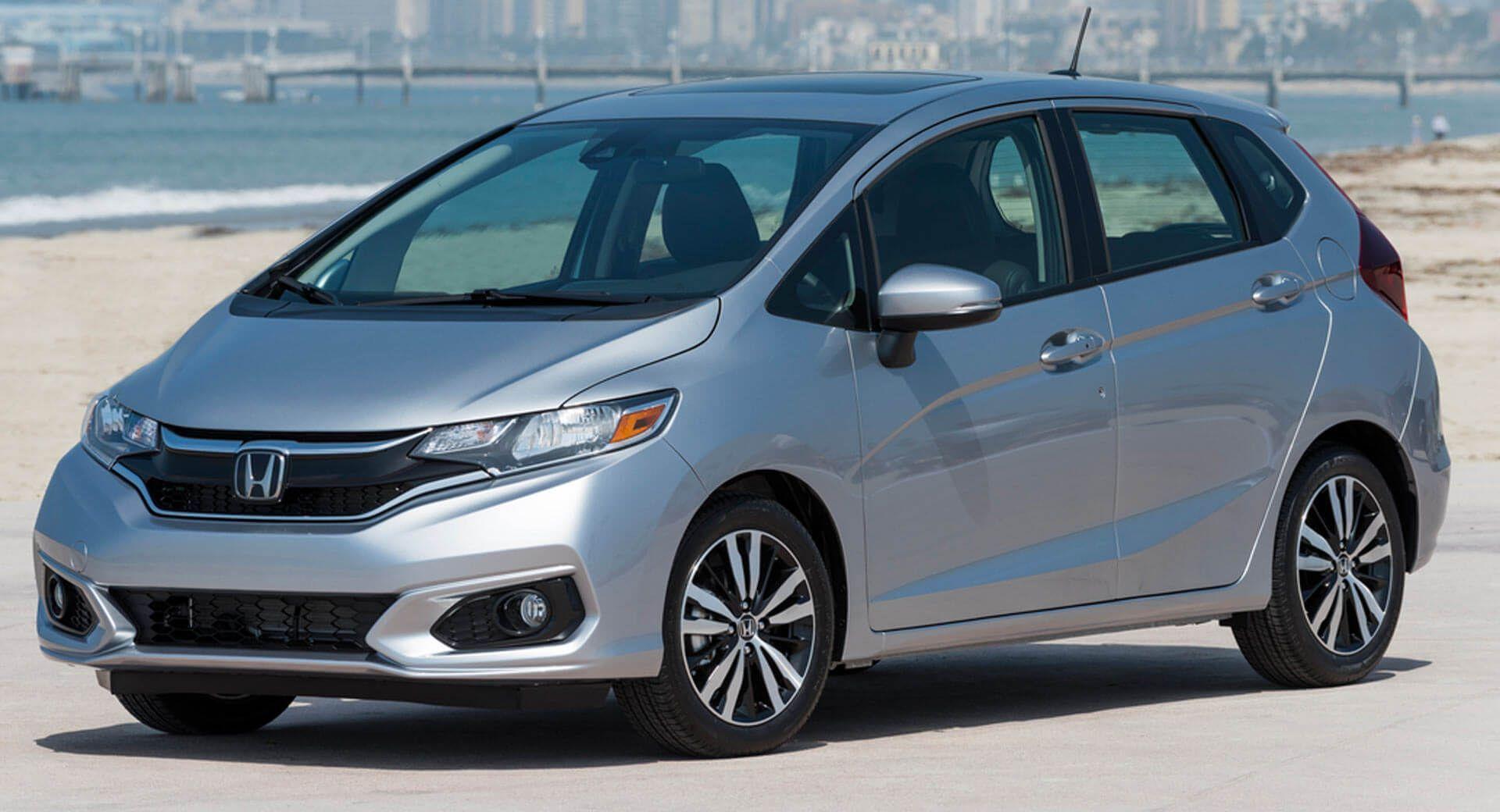 Honda Fit Ev Slated To Make A Return In 2020 Carscoops Honda Fit Honda Jazz New Honda