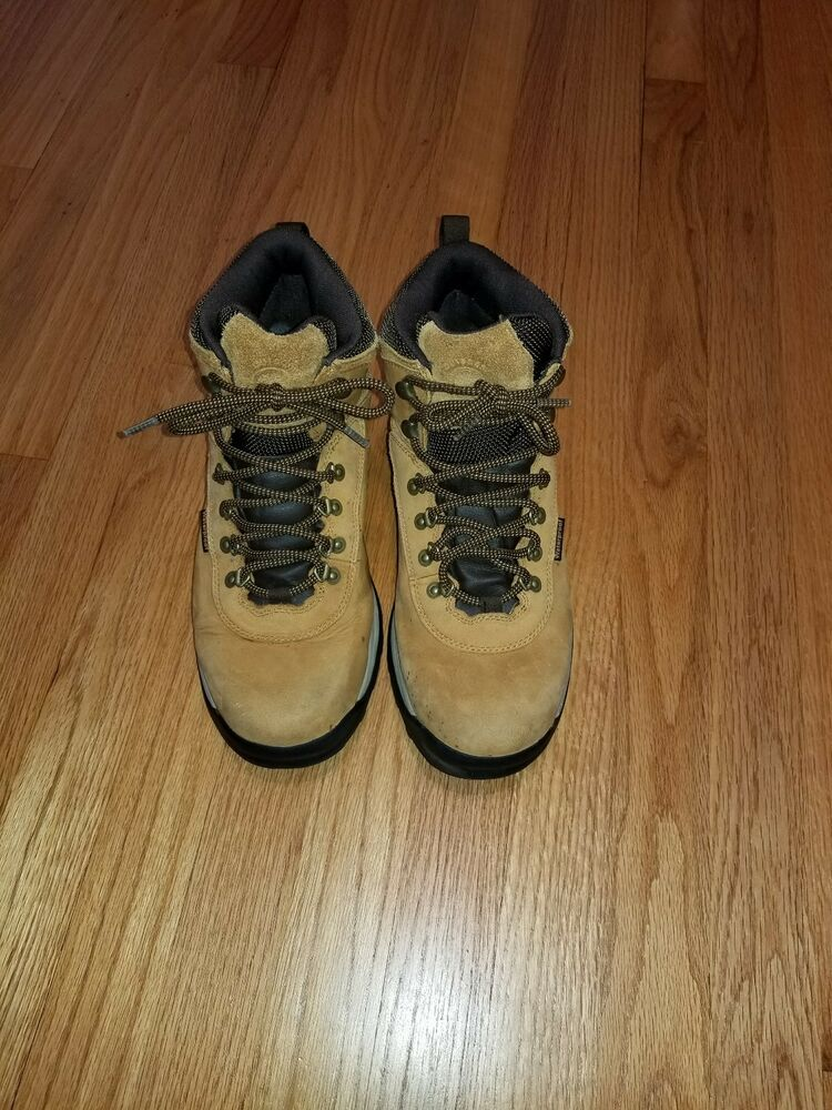 69a41607b44 TIMBERLAND 11 Wheat 14176 White Ledge Mid Waterproof Ankle Boots ...