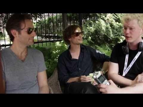 ▶ Matthew Gray Gubler sings Little Mermaid @FantasiaFest (Season Xero) - YouTube