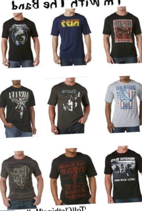 24465f8dde7 Big and tall band shirts - https   letsplus.eu shirt
