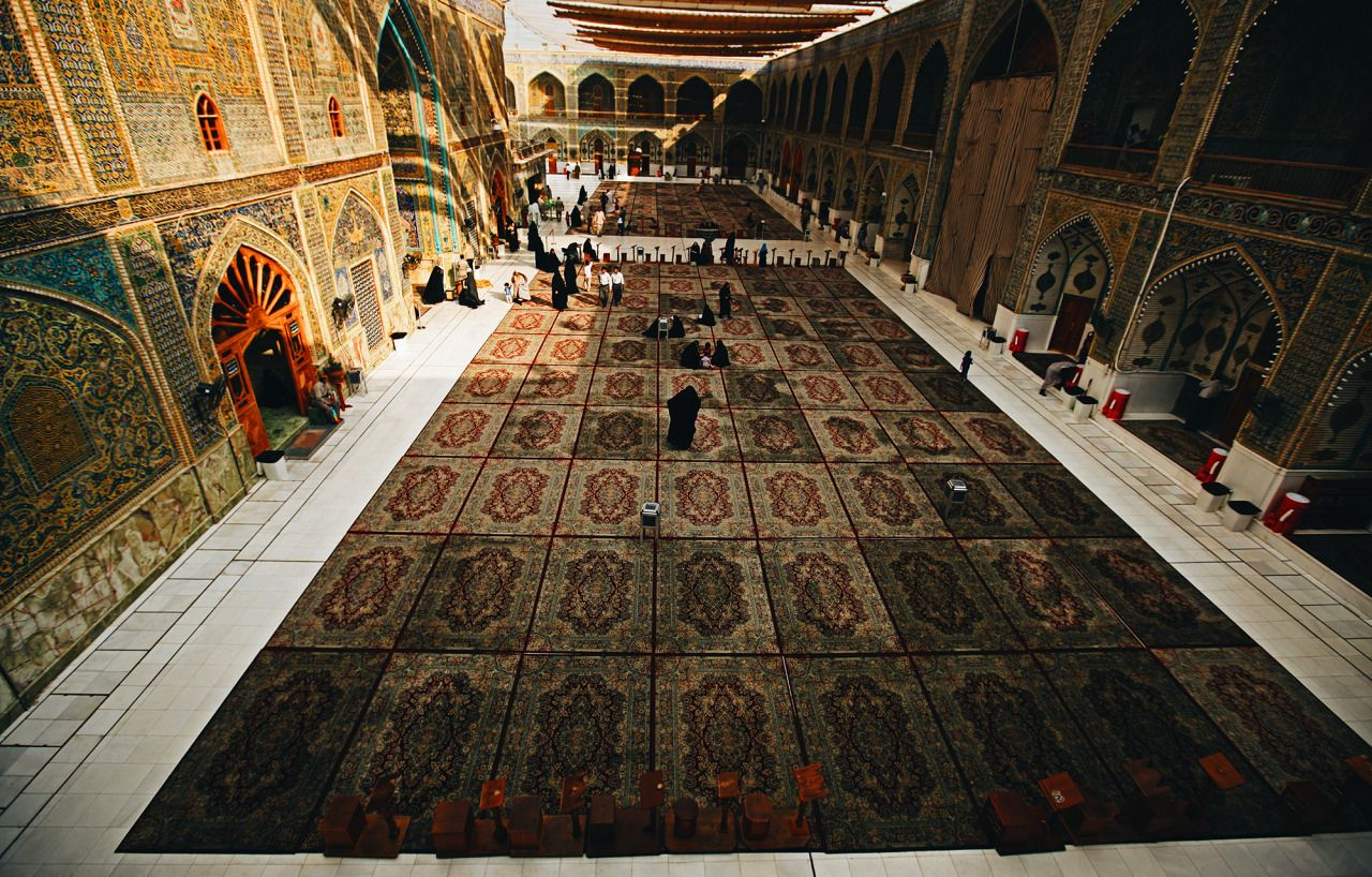 Imam Ali (AS) Shrine. Najaf, Iraq.