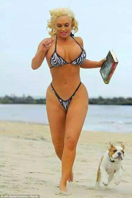 Ice ts wife bikini gallery