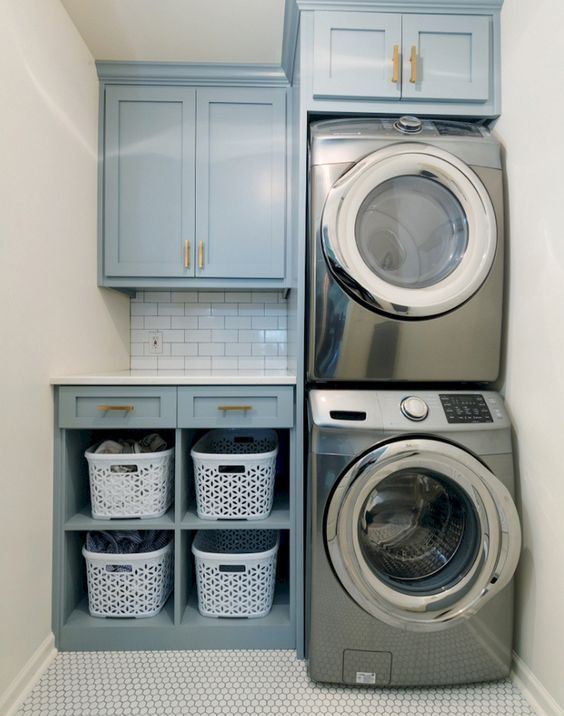 Photo of 12 Amazing Small Laundry Room Ideas For Small Places