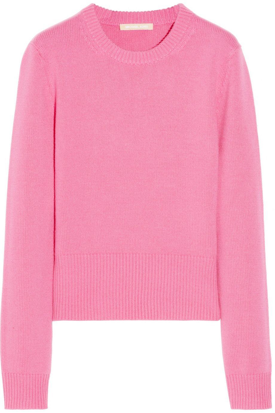 72c23d57f3 Bubblegum  pink Cashmere sweater