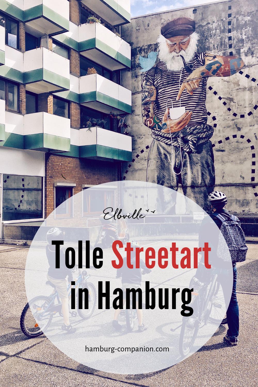 Die besten Kunstausstellungen Hamburgs findet man auf der Straße. Auf Fassaden und Mauern an Orten wie der Sternschanze, Altona, dem Gängeviertel, St. Pauli oder Ottensen. Kein Eintritt, keine Preisschilder, satte Farben, großartige Graffitit Motive. Manche kommen und gehen, viele bleiben. Bereit für einen Galeriebesuch zu meinen aktuellen Lieblingswerken?