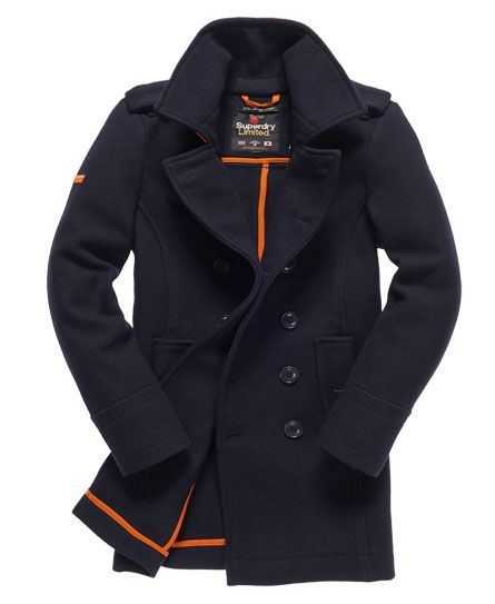 Superdry Bridge Coat   Jacket swag   Pinterest   Mens clothing ... 2d93d73e69