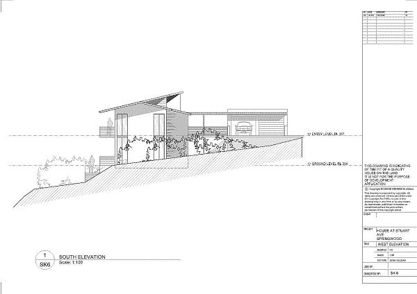 Image Result For Building On A Slope H Gel Haus Designs