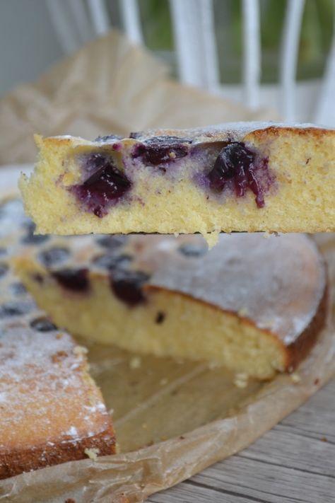 Milchmadchen Heidelbeeren Kuchen Rezept Zum Selbermachen