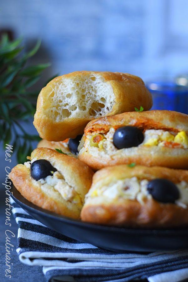 Fricassée Tunisien | Le Blog cuisine de Samar